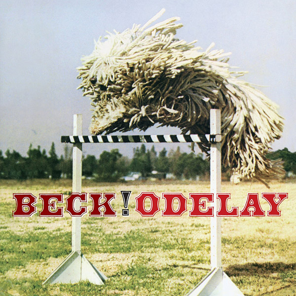 Copertina Disco Vinile 33 giri Odelay di Beck