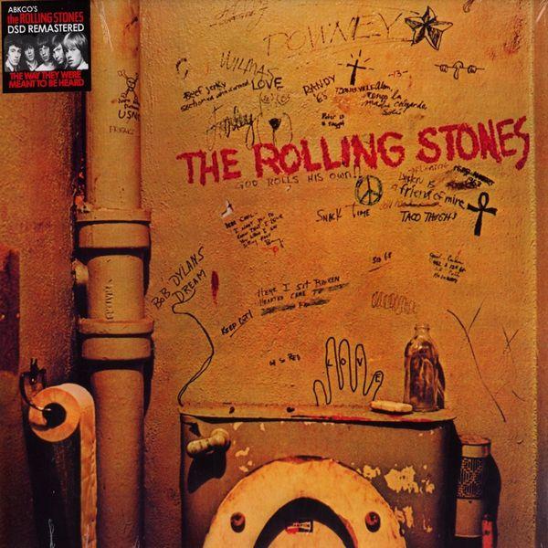 Copertina Vinile 33 giri Beggars Banquet di The Rolling Stones