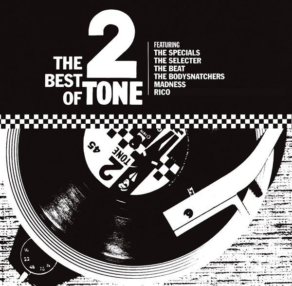 Copertina Vinile 33 giri The Best of 2 Tone [2 LP] di Vari Artisti