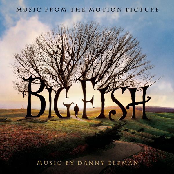 Copertina Disco Vinile 33 giri Big Fish [Soundtrack 2xLP] di Danny Elfman