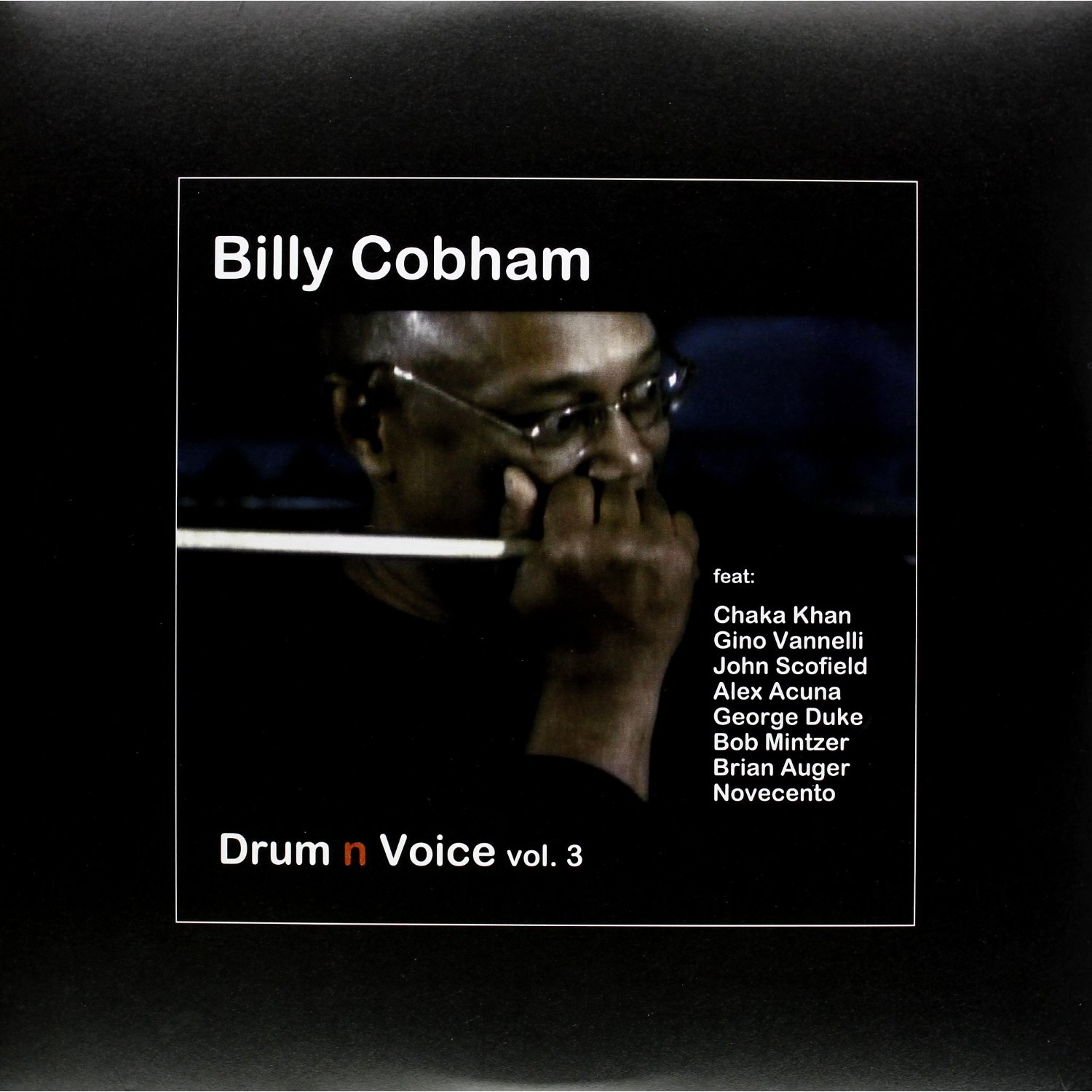 Copertina Disco Vinile 33 giri Drum N Voice Vol. 3 [2 LP] di Billy Cobham