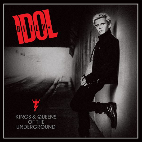 Copertina Disco Vinile 33 giri Kings & Queens of the Underground [2 LP] di Billy Idol