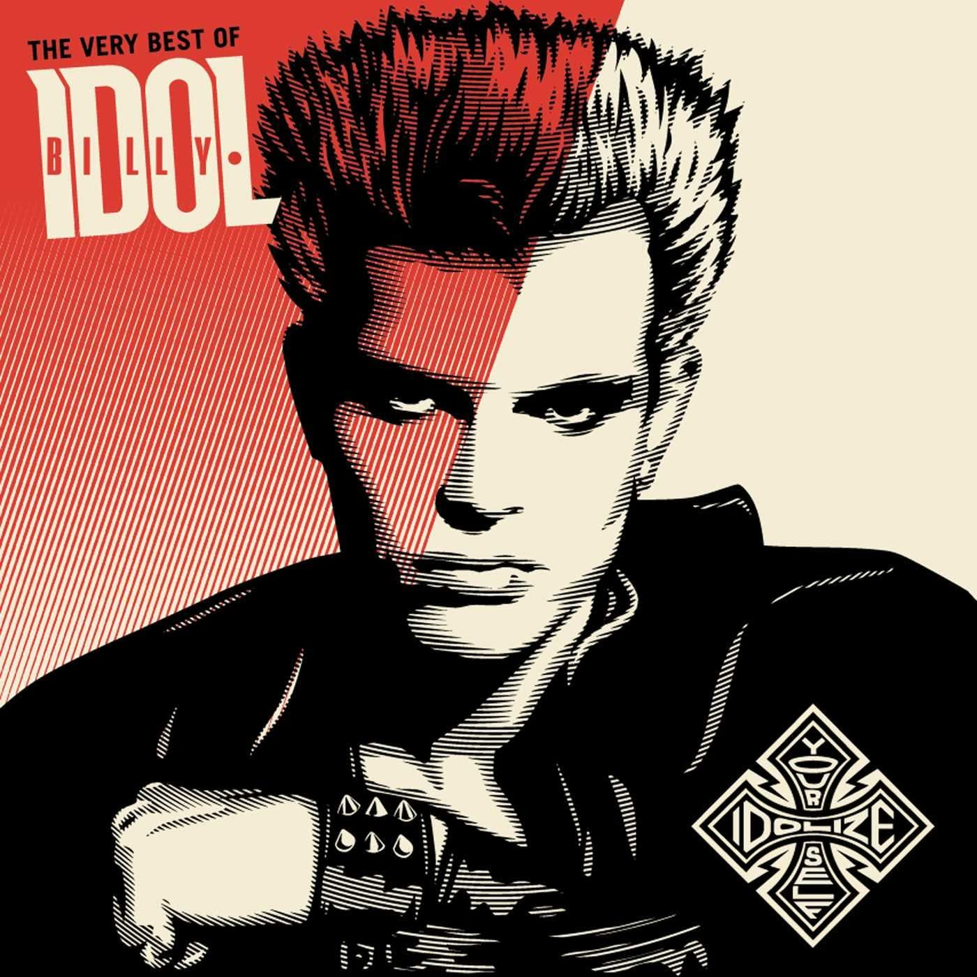 Copertina Vinile 33 giri The Very Best Of [2 LP] di Billy Idol