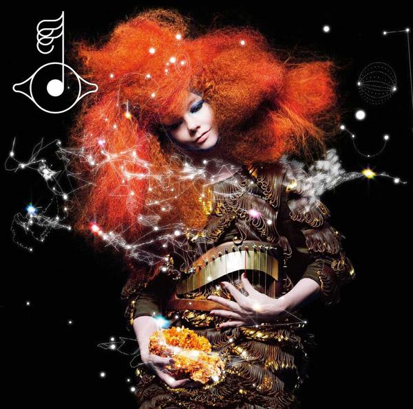 Copertina Disco Vinile 33 giri Biophilia di Bjork