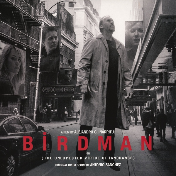 Copertina Disco Vinile 33 giri Birdman [2xLP Soundtrack] di Antonio Sanchez