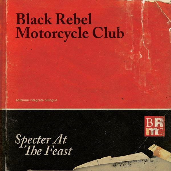 Copertina Disco Vinile 33 giri Specter At The Feast [2 LP] di Black Rebel Motorcycle Club