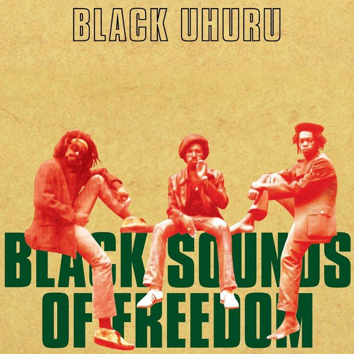 Copertina Disco Vinile 33 giri Black Sounds of Freedom di Black Uhuru
