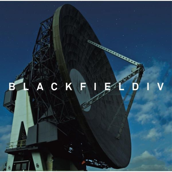 Copertina Disco Vinile 33 giri IV di Blackfield