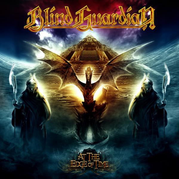 Copertina Disco Vinile 33 giri At the Edge of Time [2 LP] di Blind Guardian