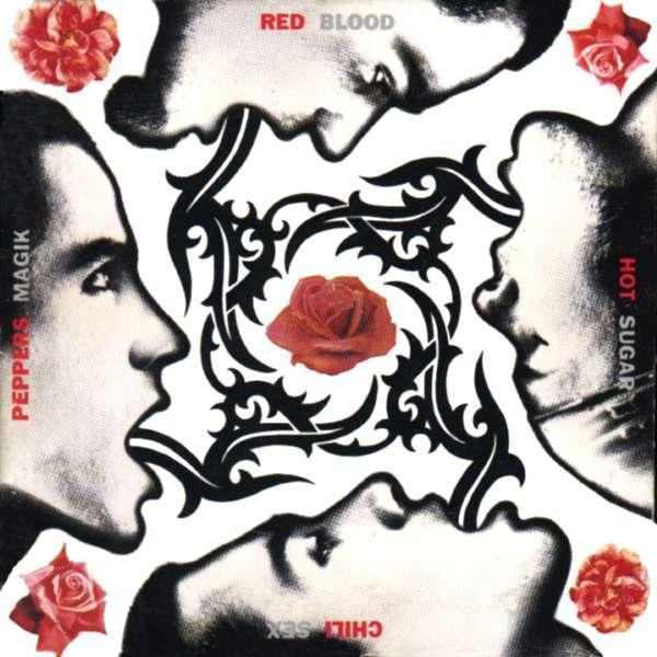 Copertina Disco Vinile 33 giri Blood Sugar Sex Magic [2 LP] di Red Hot Chili Peppers