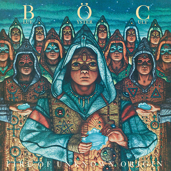 Copertina Vinile 33 giri Fire of Unknown Origin di Blue Oyster Cult