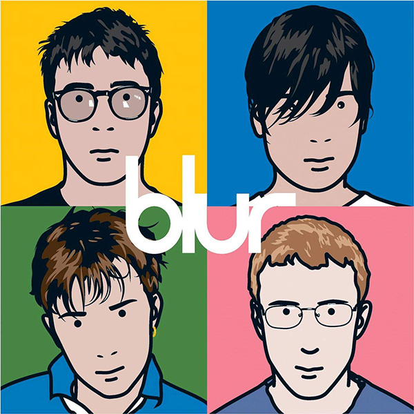 Copertina Vinile 33 giri Blur: the Best of [2 LP]  di Blur