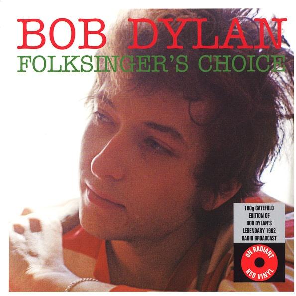 Copertina Disco Vinile 33 giri Folksinger's Choice di Bob Dylan