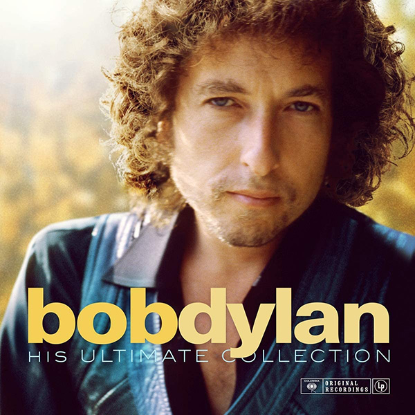 Copertina Vinile 33 giri His Ultimate Collection di Bob Dylan