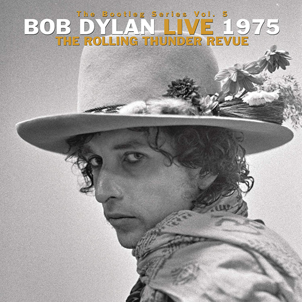 Copertina Vinile 33 giri The Bootleg Series Vol.5  di Bob Dylan