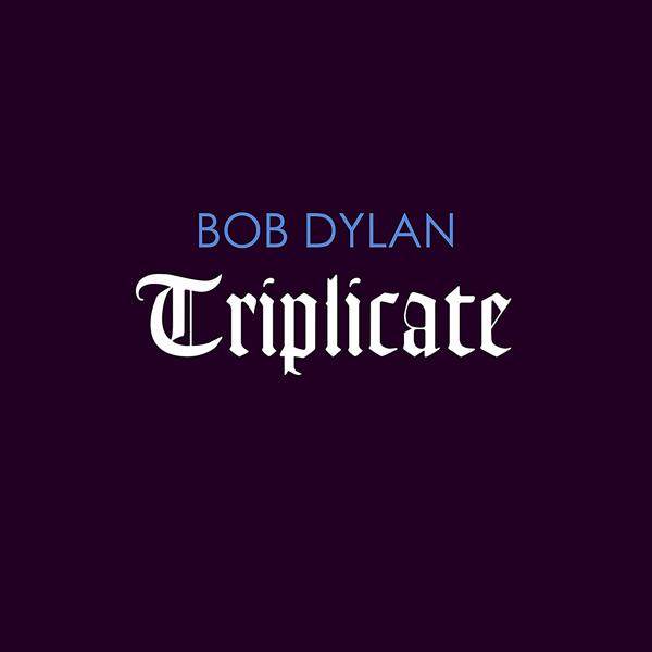 Copertina Vinile 33 giri Triplicate [3 LP] di Bob Dylan