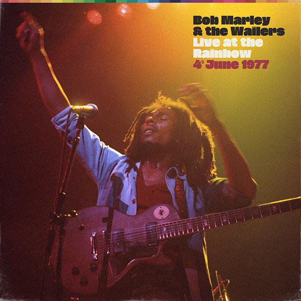 Copertina Vinile 33 giri Live at the Rainbow [2 LP] di Bob Marley and The Wailers