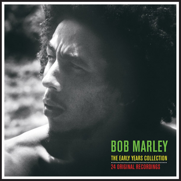Copertina Disco Vinile 33 giri The Early Years Collection [Cofanetto 12x45 Giri] di Bob Marley