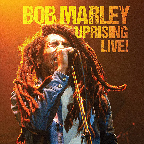 Copertina Vinile 33 giri Uprising Live! [3 LP] di Bob Marley and The Wailers