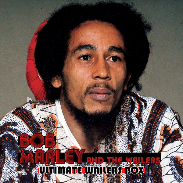 Copertina Vinile 33 giri Ultimate Wailers Box [Cofanetto 5xLP] di Bob Marley & The Wailers
