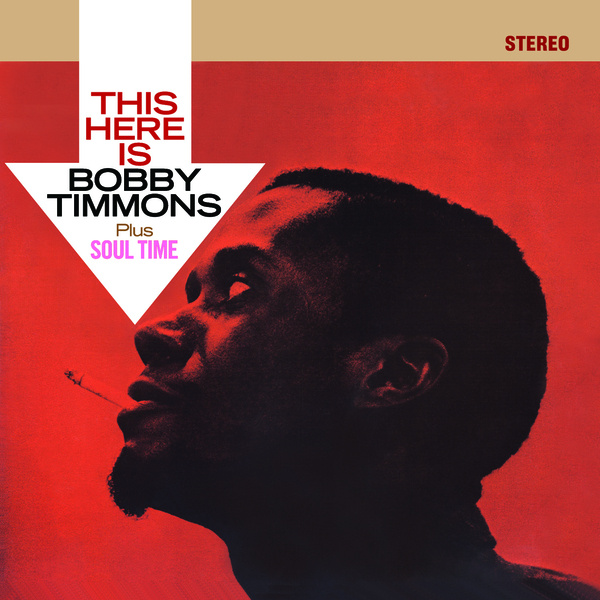 Copertina Disco Vinile 33 giri This Here is Bobby Timmons di Bobby Timmons