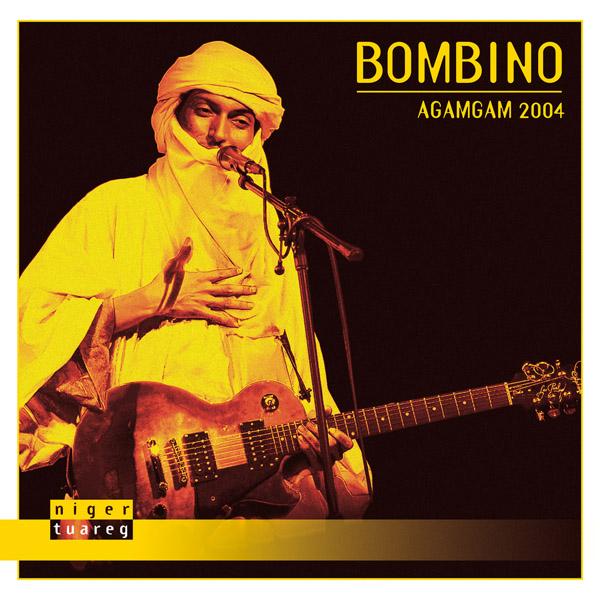 Copertina Disco Vinile 33 giri Agamgam 2004 di Bombino