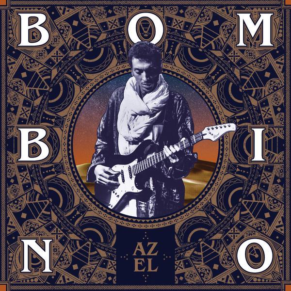 Copertina Disco Vinile 33 giri Azel di Bombino