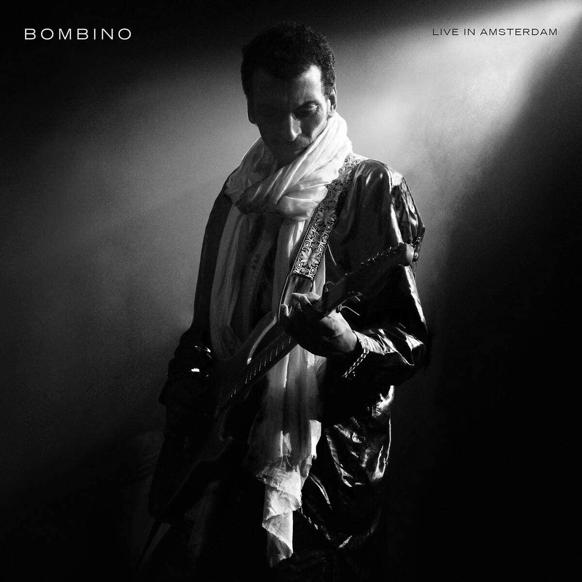 Copertina Vinile 33 giri Live In Amsterdam [2 LP] di Bombino