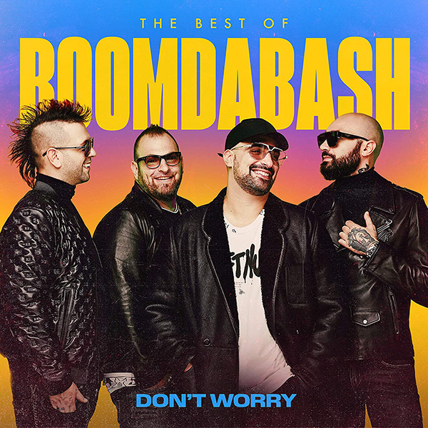 Copertina Vinile 33 giri Don?t Worry   The Best Of [2 LP] di Boomdabash