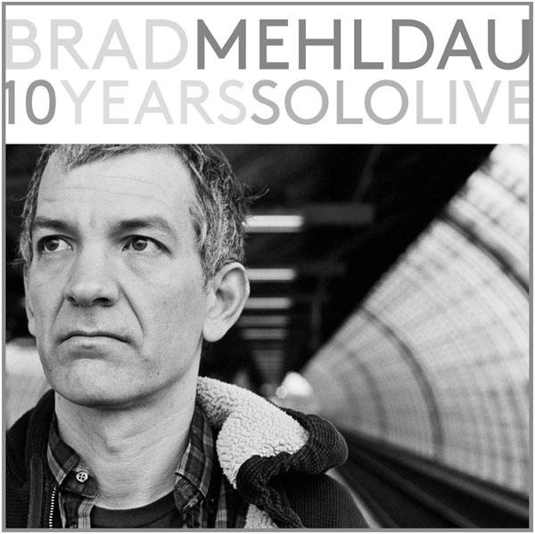 Copertina Disco Vinile 33 giri 10 Years Solo Live [Cofanetto 8xLP] di Brad Mehldau