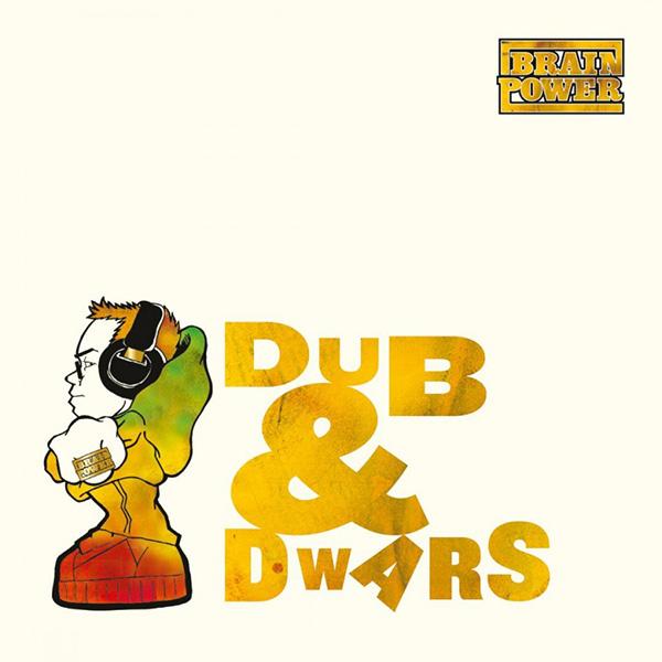 Copertina Vinile 33 giri Dub & Dwars di Brainpower