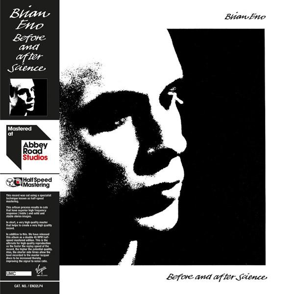 Copertina Vinile 33 giri Before and After Science [2 LP] di Brian Eno
