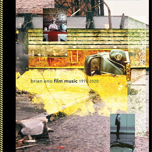 Copertina Vinile 33 giri Film Music 1976-2020 [2 LP] di Brian Eno