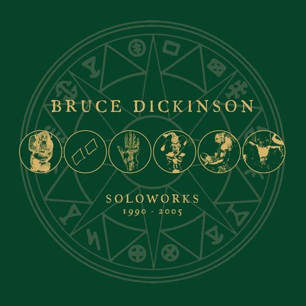 Copertina Vinile 33 giri Soloworks 1996-2005 [Cofanetto 9 LP] di Bruce Dickinson