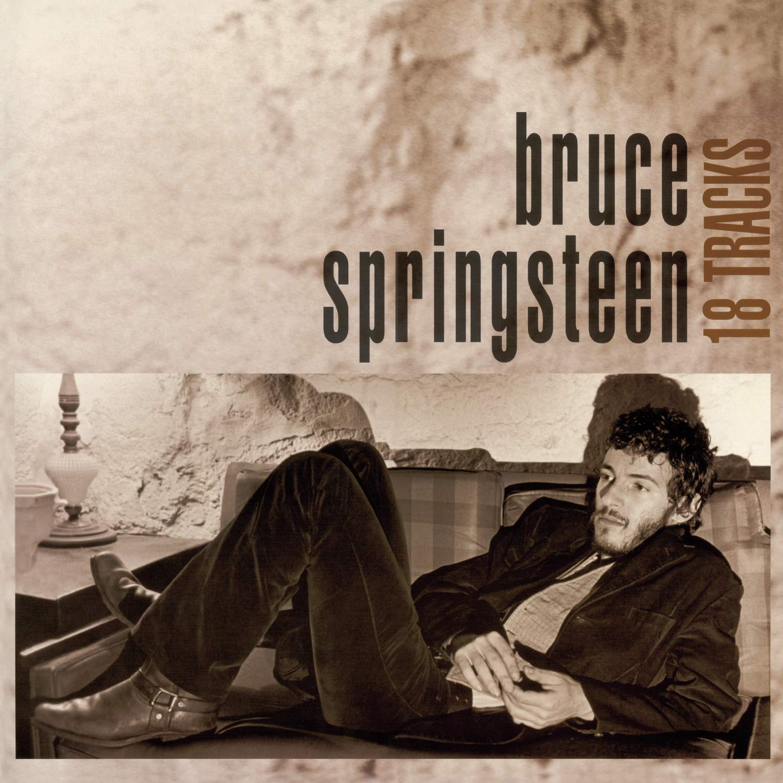 Copertina Vinile 33 giri 18 Tracks [2 LP]  di Bruce Springsteen