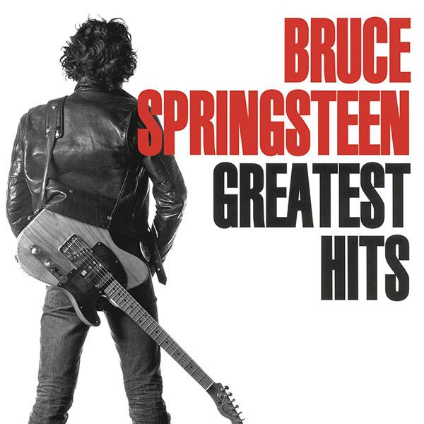 Copertina Vinile 33 giri Greatest Hits [2 LP]  di Bruce Springsteen