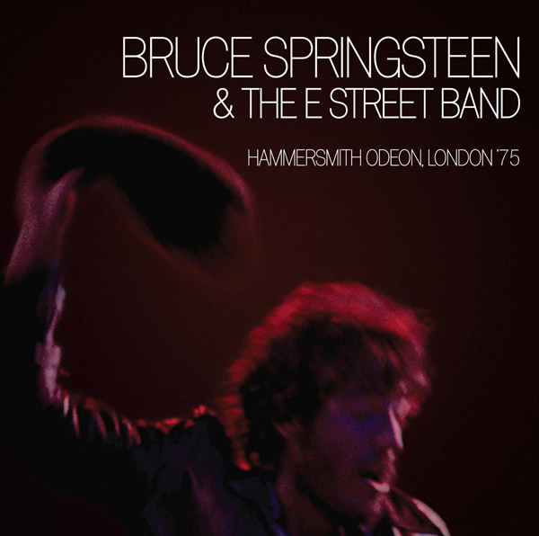 Copertina Vinile 33 giri Hammersmith Odeon, London '75 [4 LP]  di Bruce Springsteen & The E Street Band