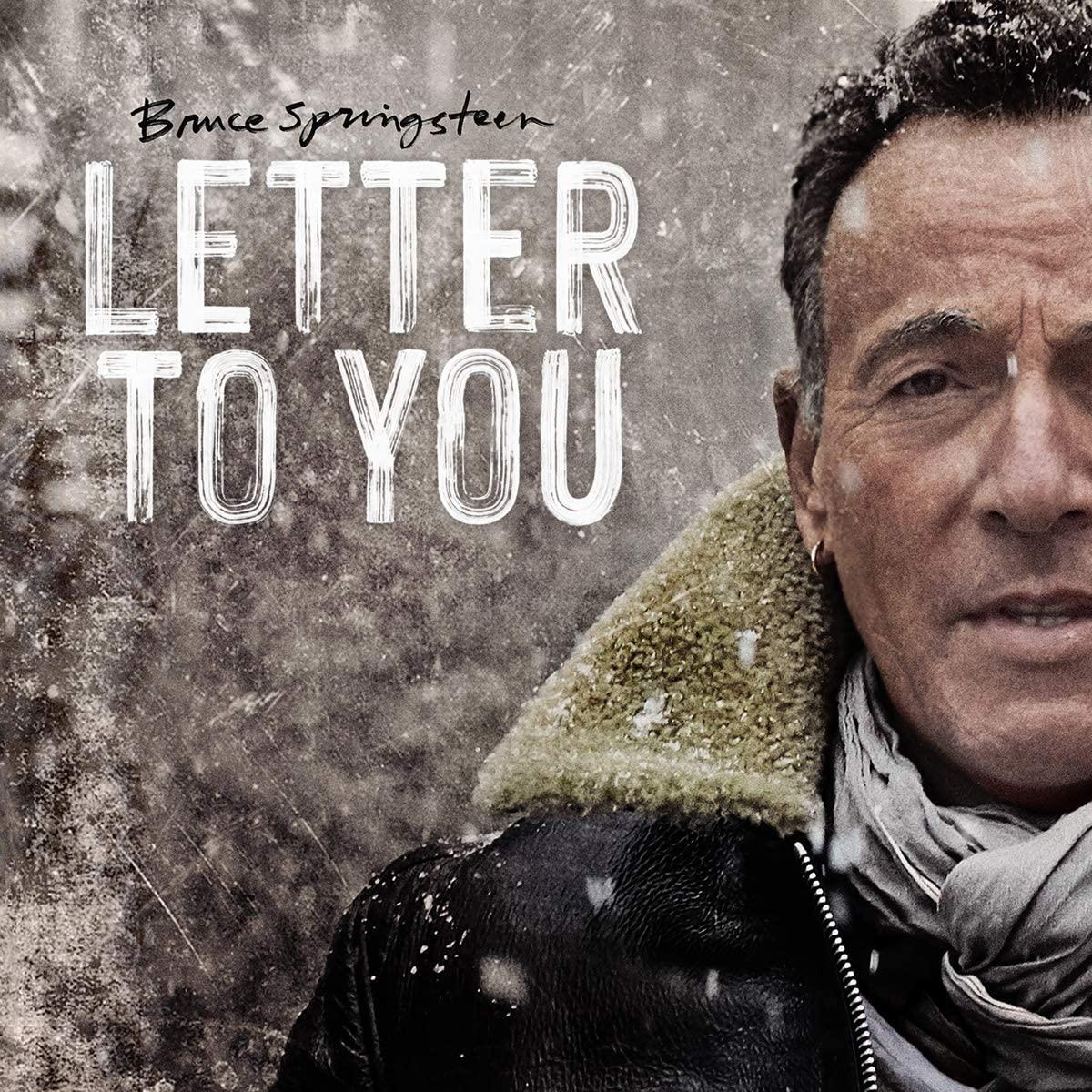 Copertina Vinile 33 giri Letter To You [2 LP]  di Bruce Springsteen