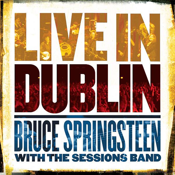 Copertina Vinile 33 giri Live In Dublin [3 LP]  di Bruce Springsteen