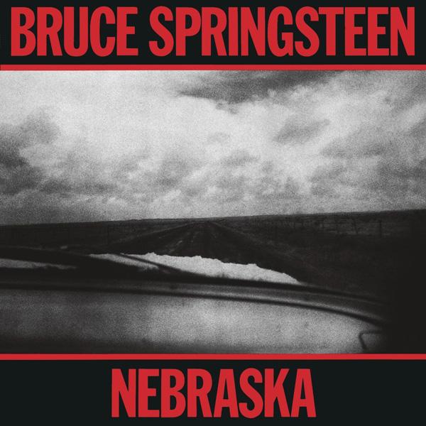 Copertina Disco Vinile 33 giri Nebraska  di Bruce Springsteen