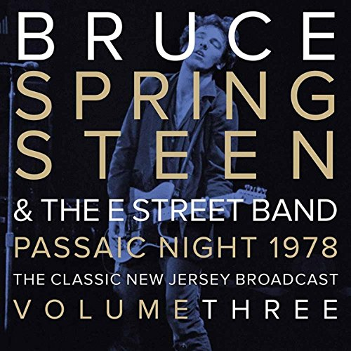 Copertina Disco Vinile 33 giri Passaic Night, New Jersey 1978 - Vol.3 [2 LP]  di Bruce Springsteen