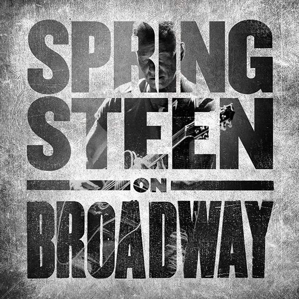 Copertina Vinile 33 giri Springsteen On Broadway [4 LP]  di Bruce Springsteen