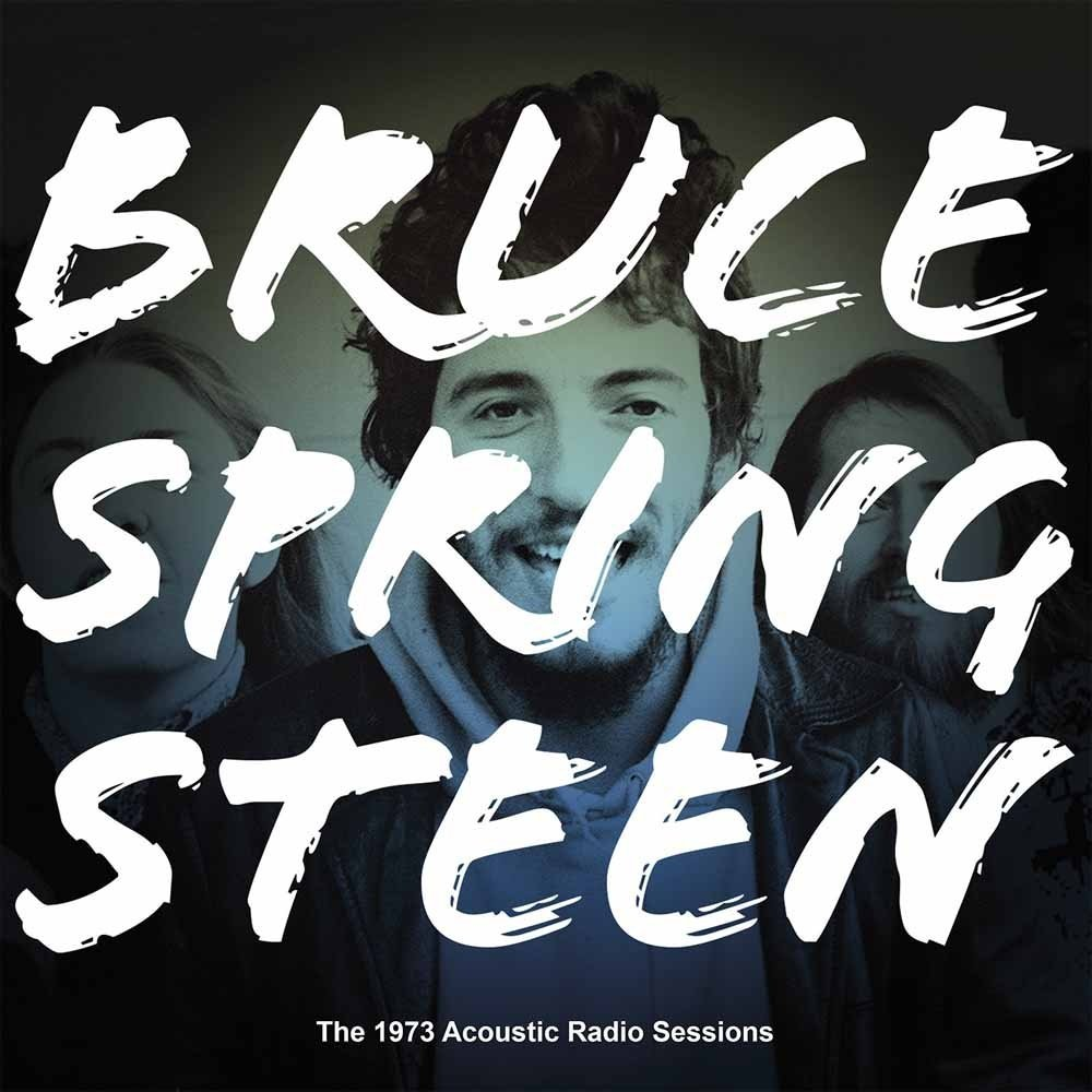 Copertina Disco Vinile 33 giri The 1973 Acoustic Radio Sessions [2 LP]  di Bruce Springsteen