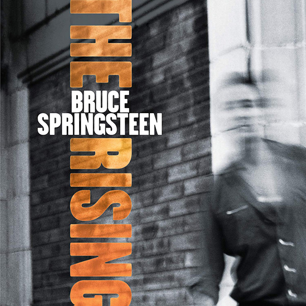 Copertina Vinile 33 giri The Rising [2 LP]  di Bruce Springsteen