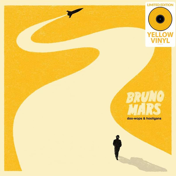 Copertina Vinile 33 giri Doo-Wops & Hooligans di Bruno Mars