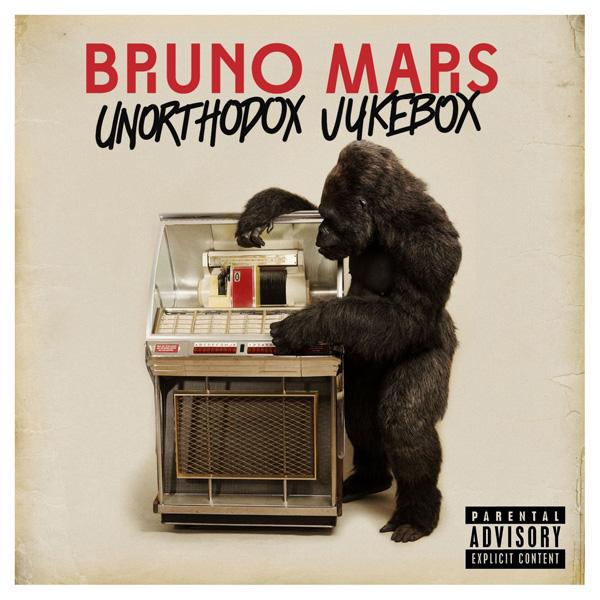 Copertina Disco Vinile 33 giri Unorthodox Jukebox di Bruno Mars
