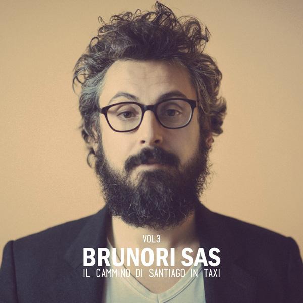 Copertina Disco Vinile 33 giri Il Cammino di Santiago in Taxi Vol. 3 di Brunori Sas
