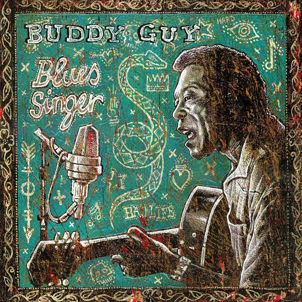 Copertina Vinile 33 giri Blues Singer di Buddy Guy