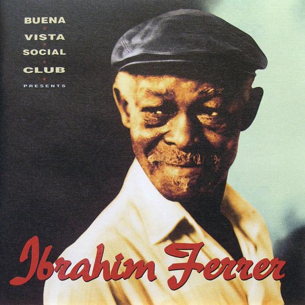 Copertina Disco Vinile 33 giri Buena Vista Social Club Presents Ibrahim Ferrer  di Ibrahim Ferrer