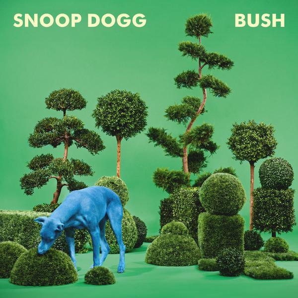 Copertina Disco Vinile 33 giri Bush di Snoop Dogg